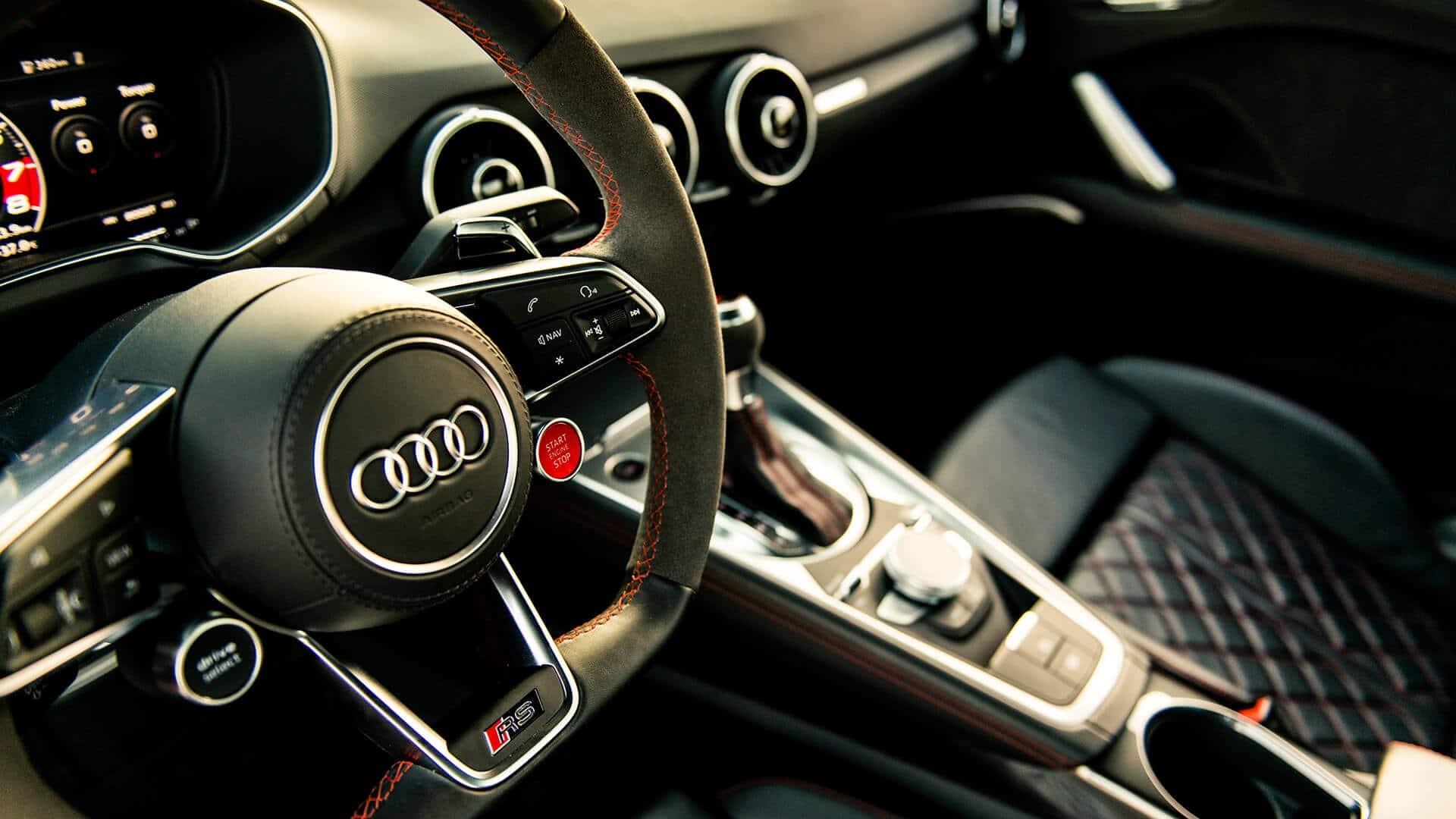 Audi Ttrs Coupe 2019 Audi Tt 2019 Audi Lebanon