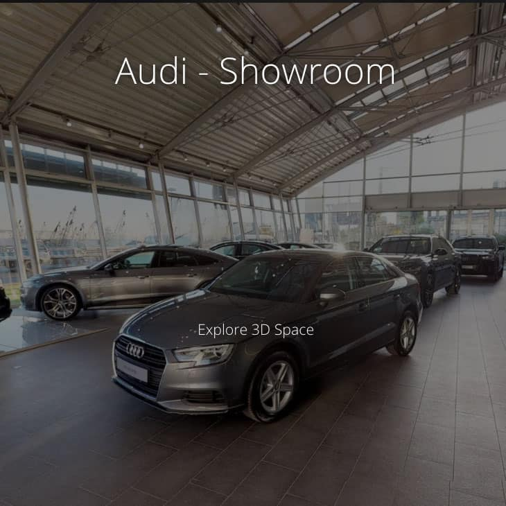 Audi Virtual Showroom